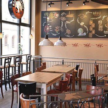 Balzac Coffee Bleichenhof